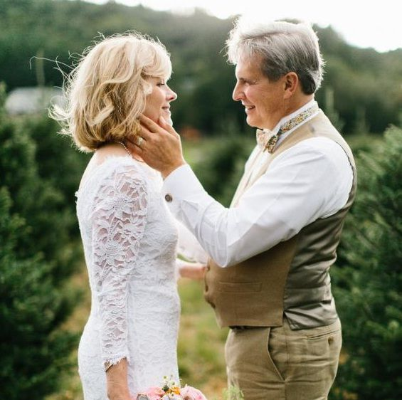 28 Best Mature Brides & Gowns Images On Pinterest