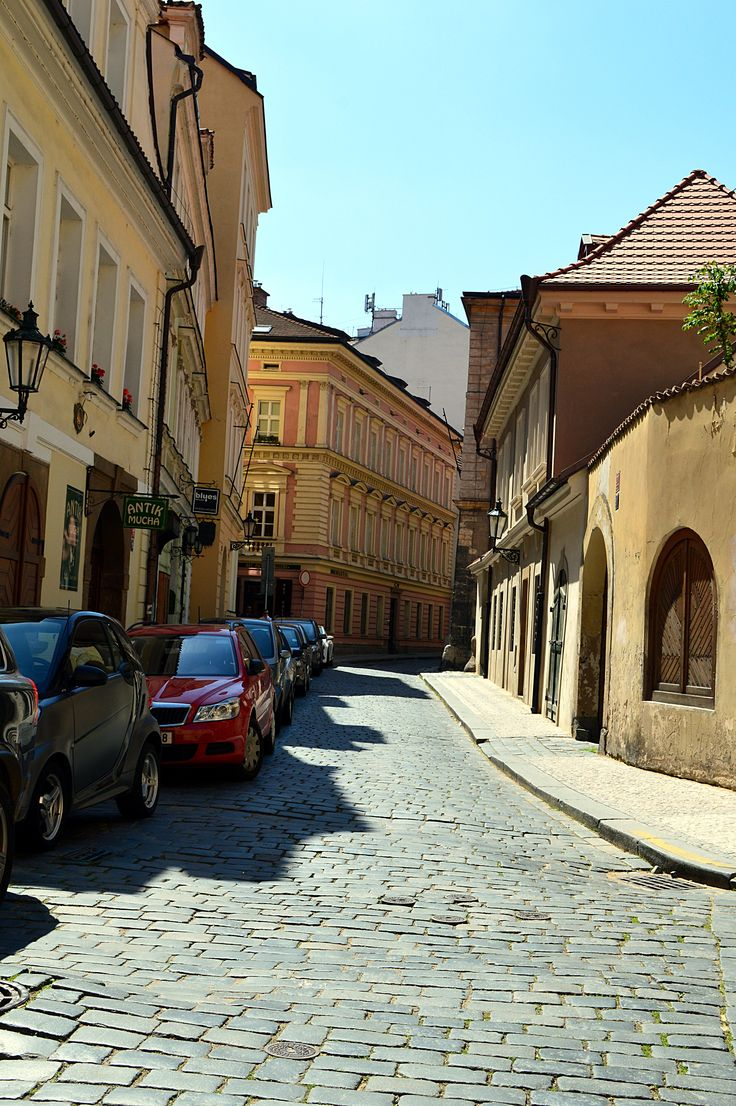 Prague, la vieille ville