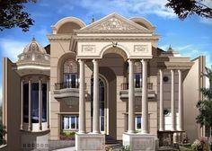 Foto Model Rumah Mewah Modern Konsep Mediterania