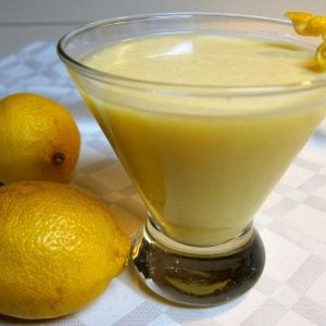 Лимонный крем: делается …