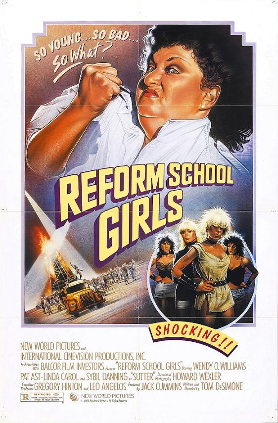 Reform school girls (1986) Women in prison...i'm really disgusted the more and more I think about whats going on....I wouldn't even touch it, would you wanna?