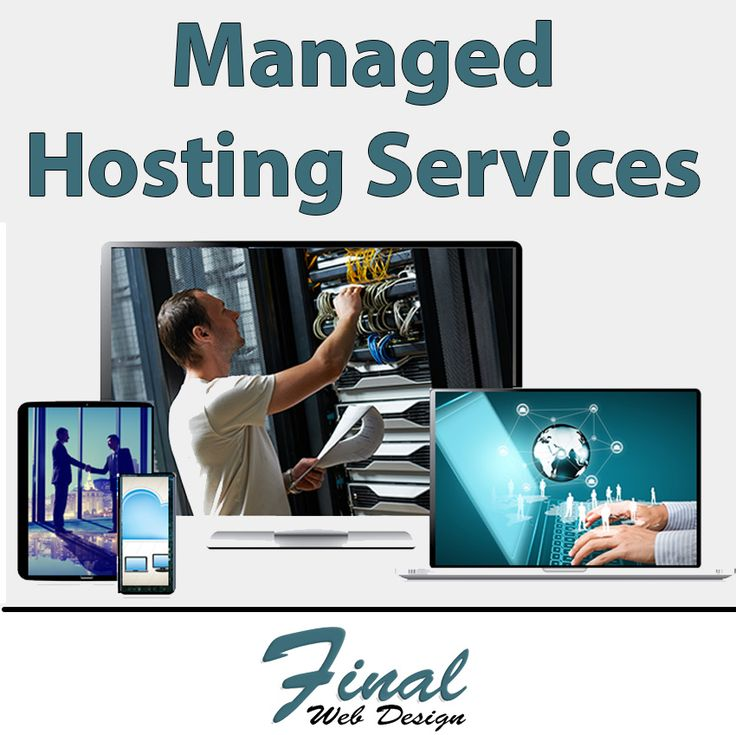 Managed hosting plans from Final Web Design. Don't just host your website, maintain it.  With managed hosting keep your popular CMS (Wordpress, Joomla, Magento, Drupal or custom PHP) website up to date with the latest security and performance updates with Managed Hosting from Final Web Design.  Order today starting at $14.99 a month on our website at https://finalwebdesign.com/whmcs/cart.php  #Hosting #ManagedHosting #DedicatedServers #Wordpress #Joomla #Magento #Drupal #CMSManagement…