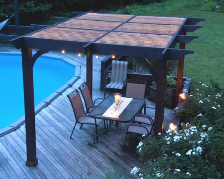 17 Best Ideas About Pergola Kits On Pinterest Pergola