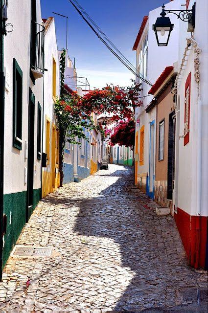 Ferragudo, Portimao, Portugal                                                                                                                                                      Plus