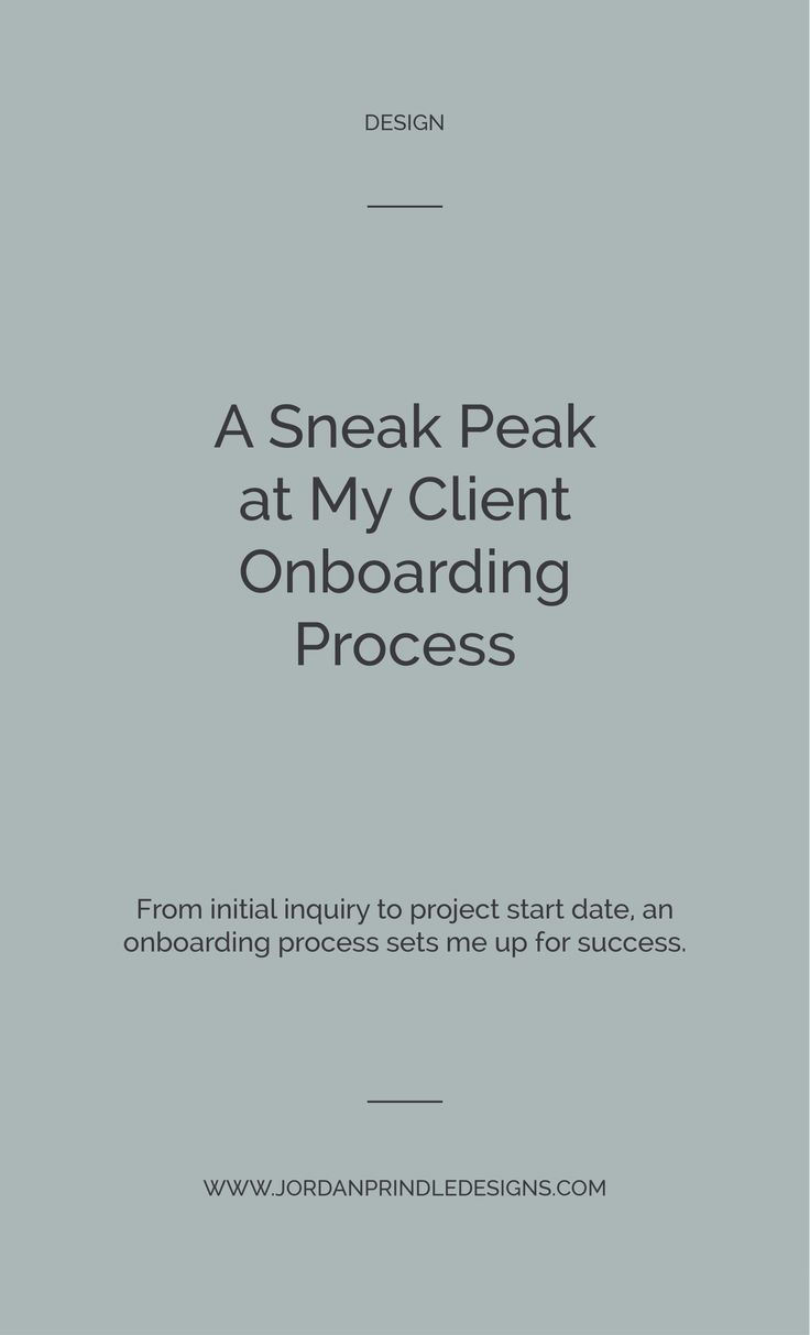 A Sneak Peak At My Client Onboarding Process At The Beginning Of Each New Brand And Web Design Client I Have A Onboarding Process Onboarding Design Clients