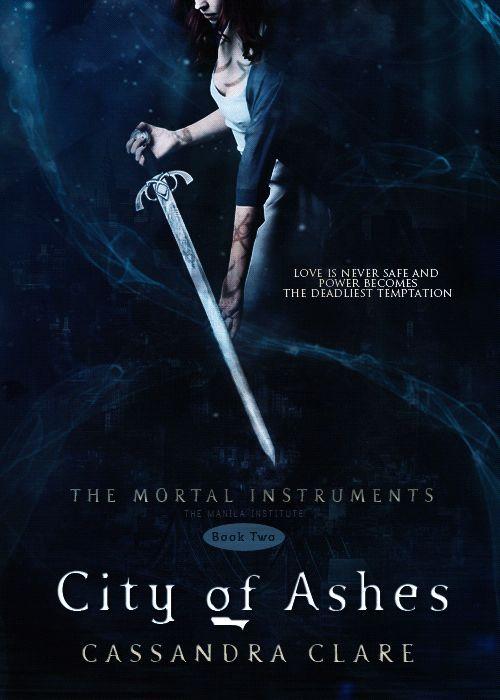 #TMI #CoA The Mortal Instruments • City of Ashes • The Shadowhunter Chronicles