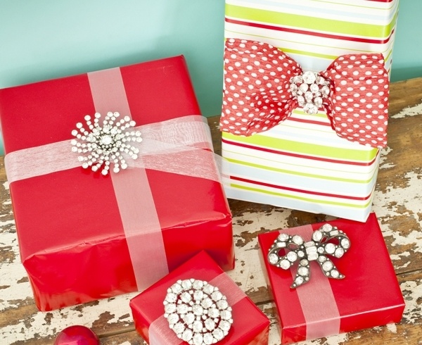 Brooch Wrapping Wrappings And Cards Pinterest