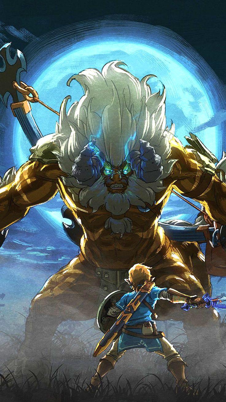 Breath of the Wild DLC Pack 1 Legend of zelda, Legend