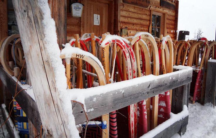 Rodelspaß in #Tirol - Tipps zum #Nachtrodeln im #Stubaital