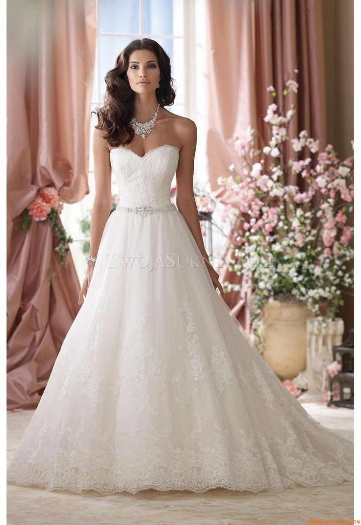 Robes de mariée Mon Cheri 114289 Vera David Tutera 2014  Robe de ...