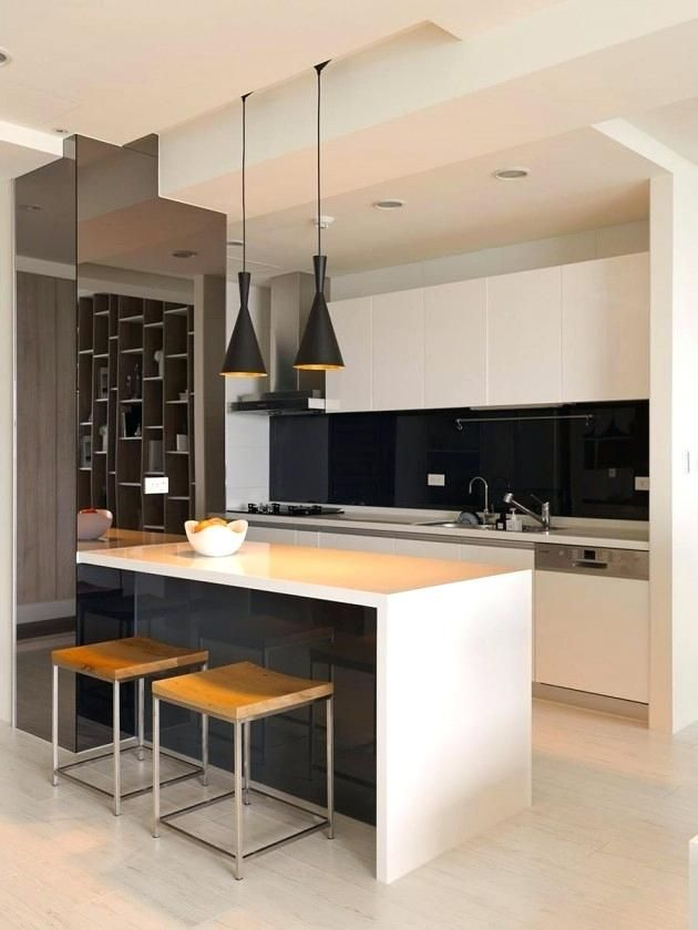 Small Kitchen Lamp Kitchen Contemporary Small Kitchen Design With