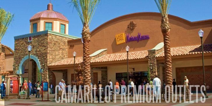 Shooooooppppping!  Camarillo Premium Outlets  740 E. Ventura Boulevard  Camarillo, CA 93010