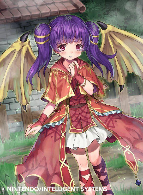 Myrrh Fire Emblem Anime G Fire Emblem Fire Emblem Fates Fire