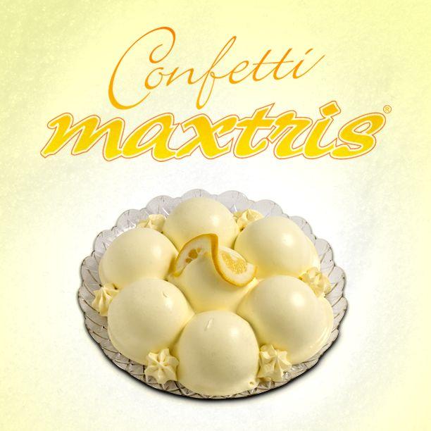 #confetti #confettimaxtris #maxtris #delizialimone #limone #pasticceria