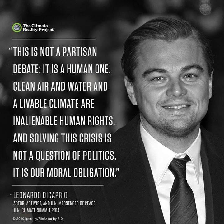 #Leonardodicaprio Spread by www.fairtrademarket.com supporting #fairtrade