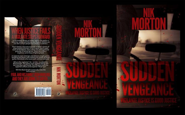 Sudden Vengeance (Crooked Cat Publishing)