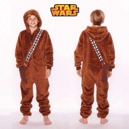 Combinaison Enfant Chewbacca Star Wars. Kas Design, Distributeurs de produits originaux