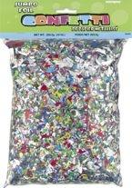 Metaliczne konfetti - najbardziej klasyczne