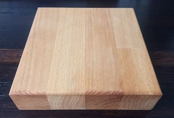 SOLID PRIME BEECH WOOD WORKTOP 40mm STAVES! 1m, 2m, 3m, 4m TOP QUALITY WOOD!
