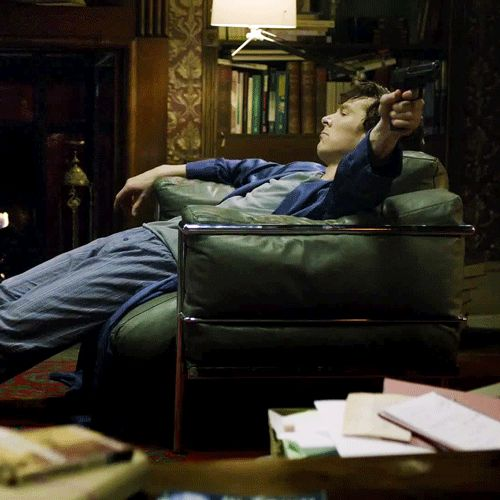 I think I agree with Sherlock.  BORED!