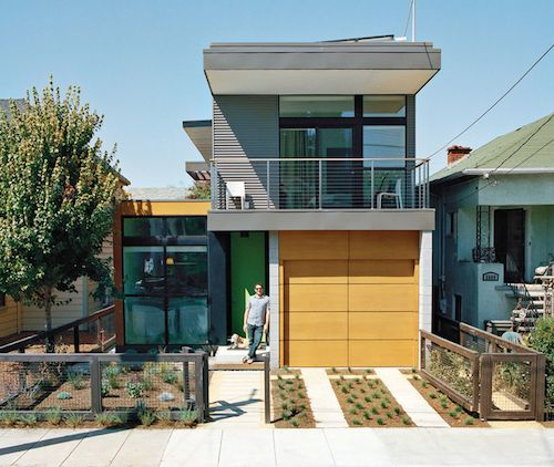 Exceptionnel An Eichler Inspired Modular Home In California With A Sleek Prototype In  Emeryville, California, Under Its Belt, Simpatico Homes Sets Out To  Redefine ...