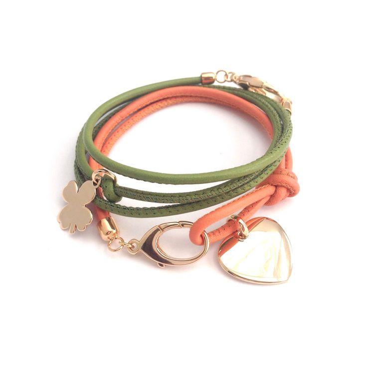 personalized Bracelets by Anna von Bergmann