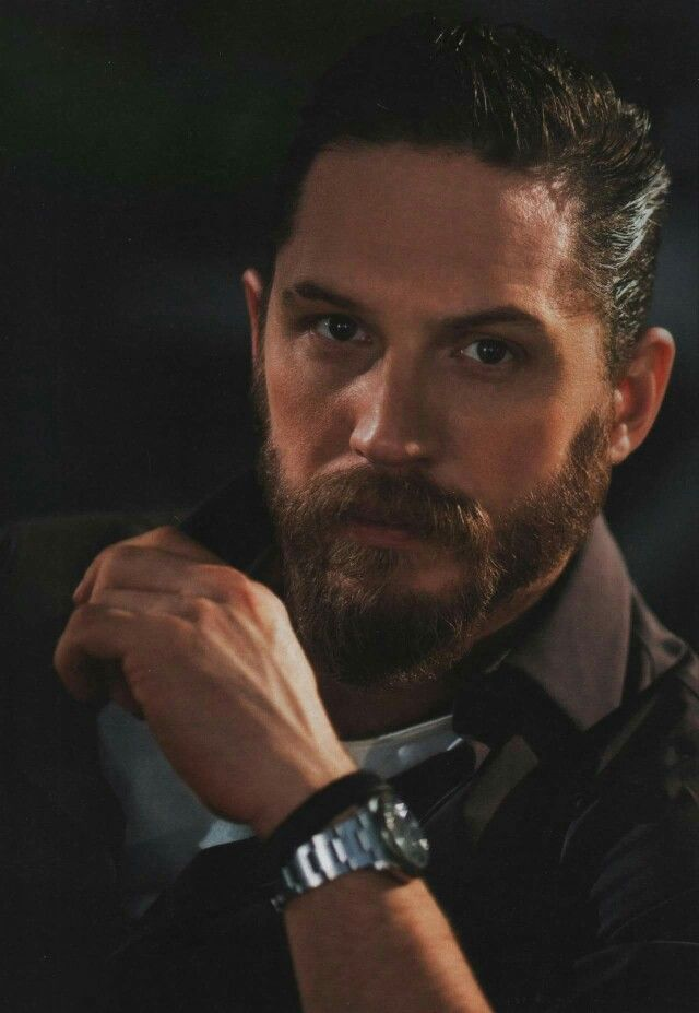 DAMN.....IS HE FOR REAL? Tom Hardy
