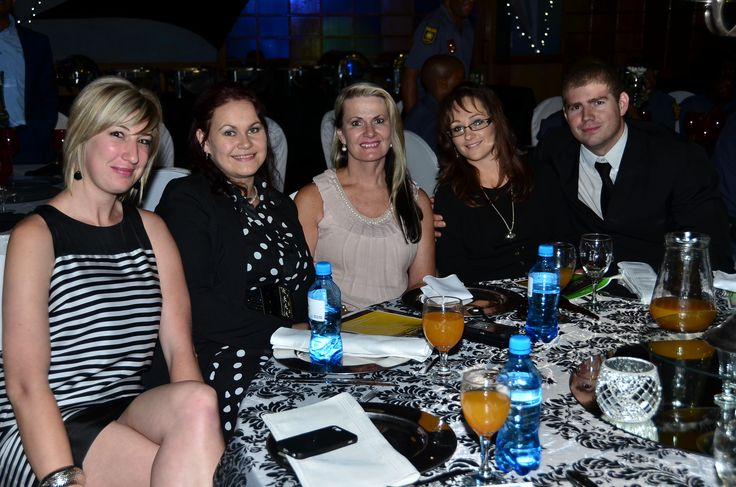 Attending the Provincial Tourism Award Function in Rustenburg 2014  www.villamaria.co.za