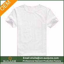 Custom Short Sleeve Blank White 100% Cotton T Shirt Best Seller follow this link http://shopingayo.space