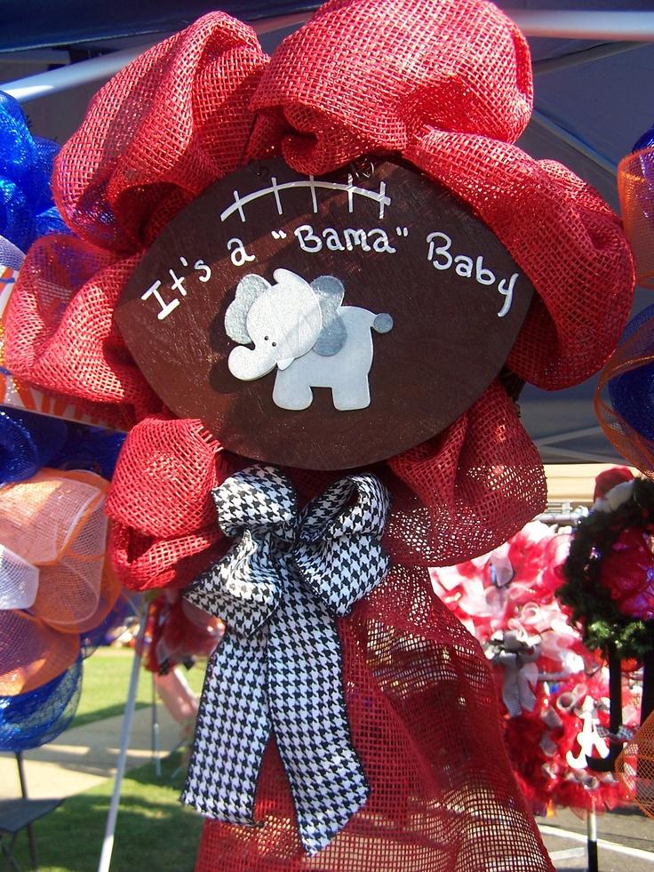Alabama baby wreath $40.00