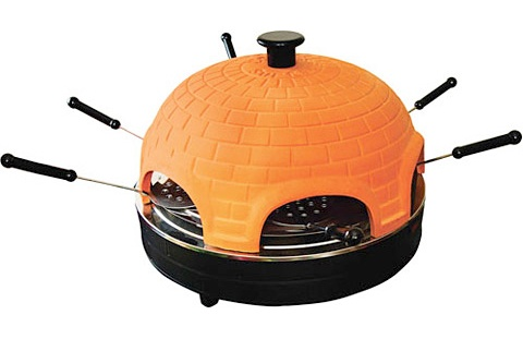 Mad Millie Electric Pizza Oven, 6 person