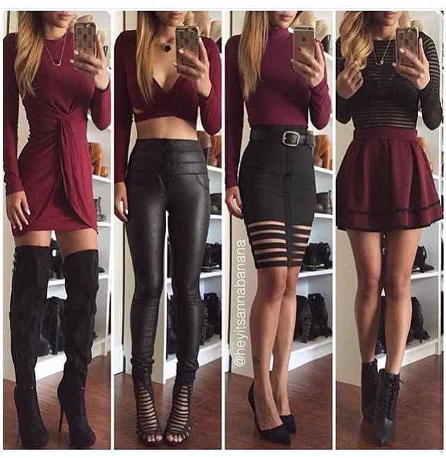 My favorite is the last one its so cute and it would look really good in me