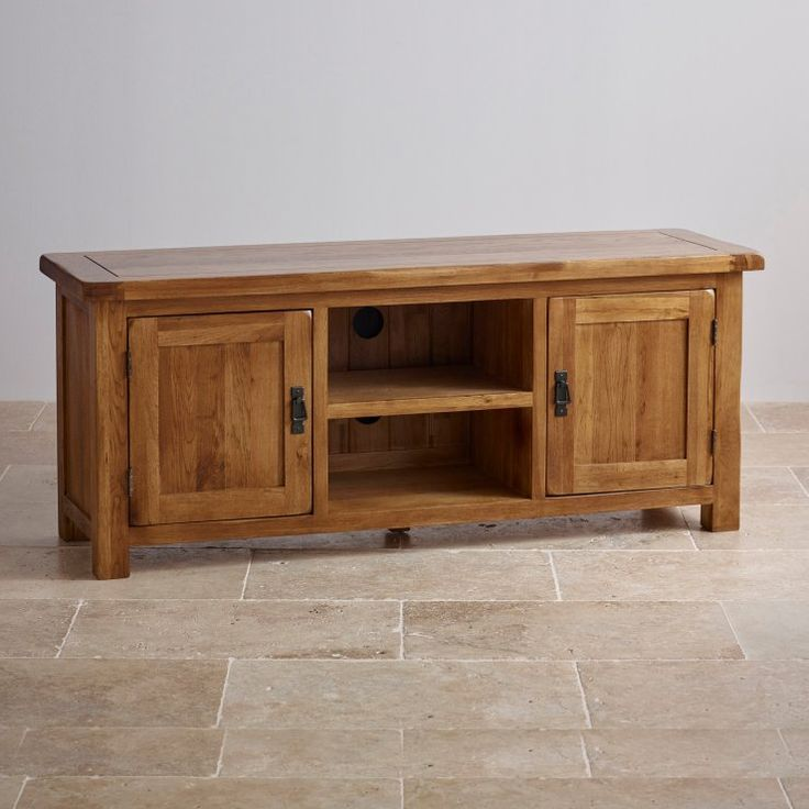 original rustic solid oak widescreen tv dvd cabinet aston solid oak wall mirror