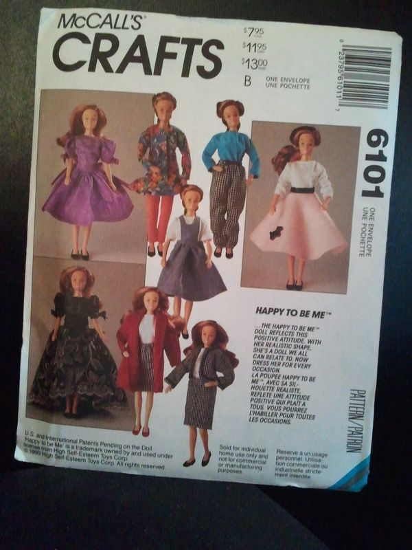 Barbie clothes!
