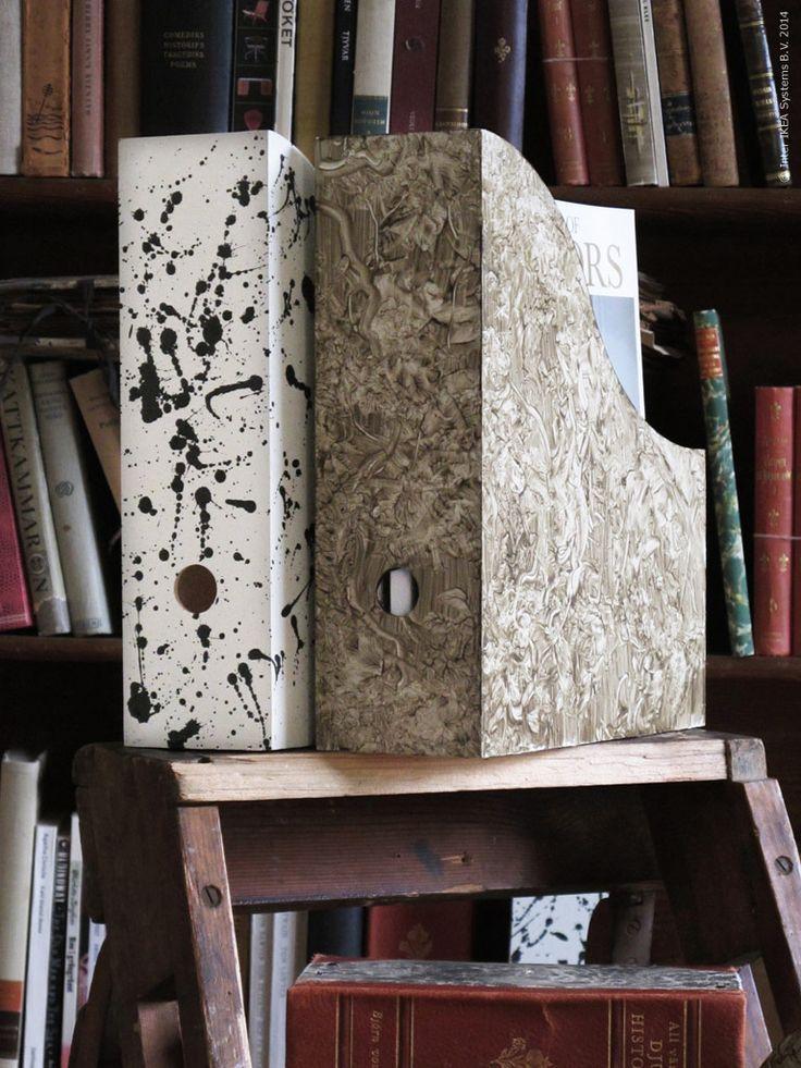 DIY – marmorera en KNUFF | Livet Hemma – IKEA