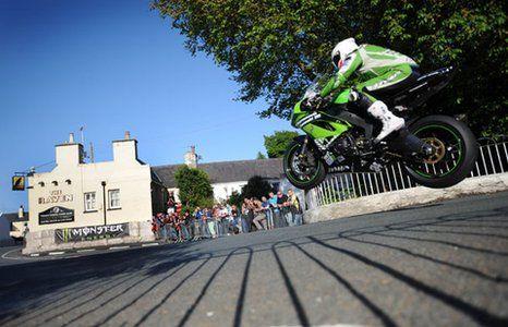 Isle of Man TT 2012: James Hillier targets 130 mph lap