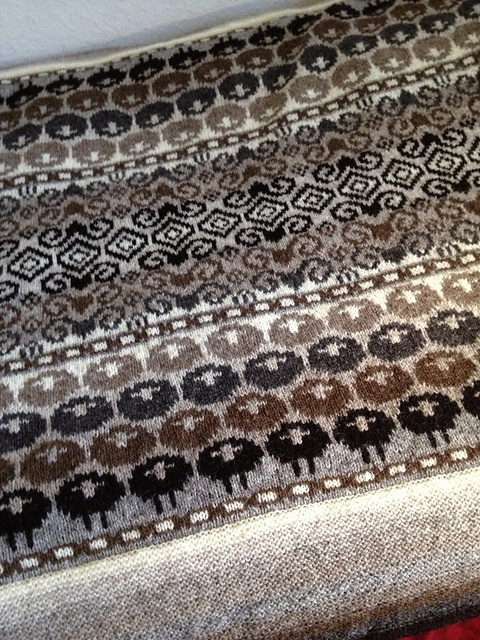 Ravelry: Project Gallery for rams and yowes pattern by Kate Davies