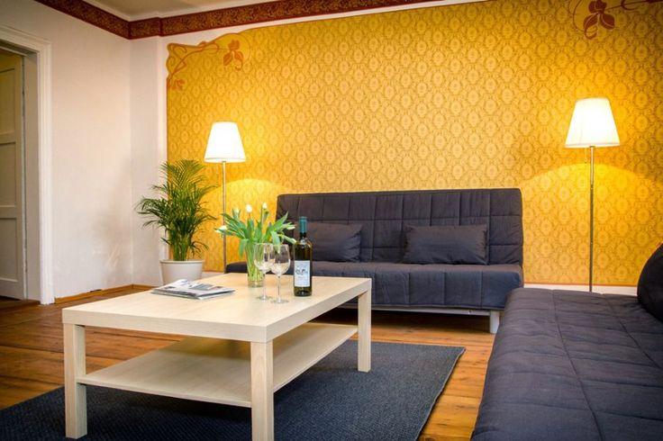 Family 2 / Zwei-Raum-Apartment / Wohnen