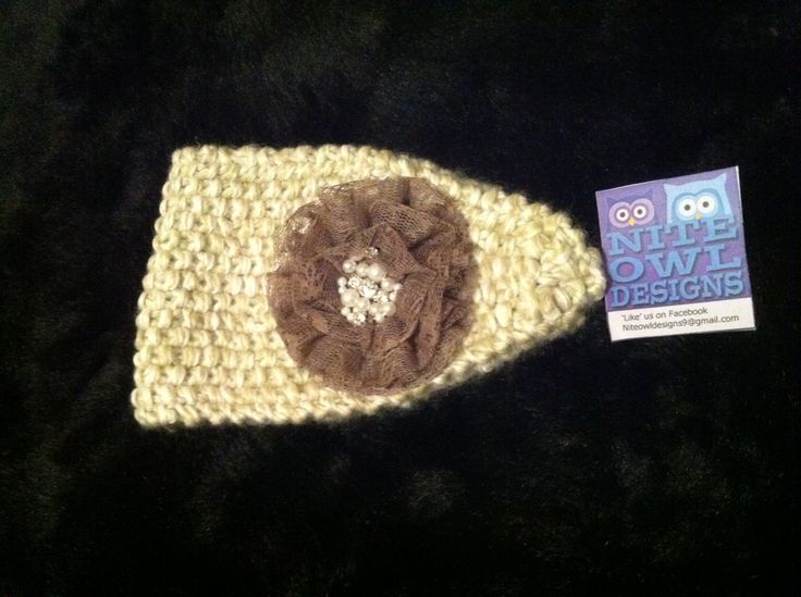 #niteowldesigns headwrap