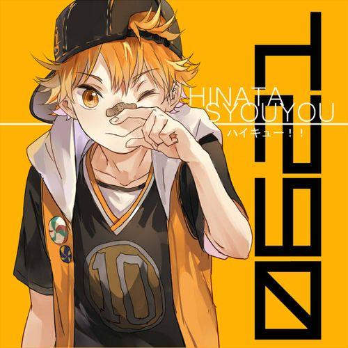 Hinata Shouyou | Haikyuu!! (http://www.pixiv.com/works/44203764) #anime