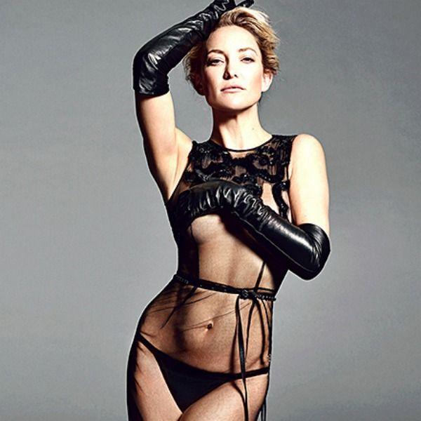 Η Kate Hudson δίνει πολύ απλές συμβουλές για τέλειο σώμα