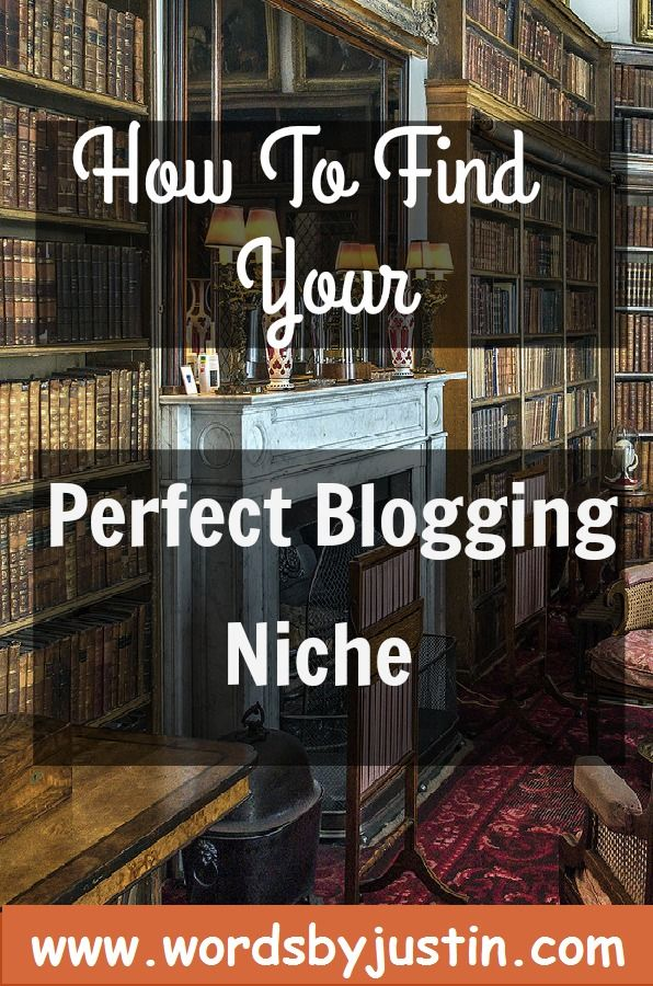 How To Find Your Perfect Blogging Niche