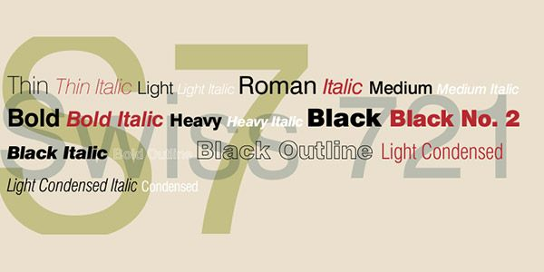 Most Popular Commercial Fonts for Web Designers - Designmodo