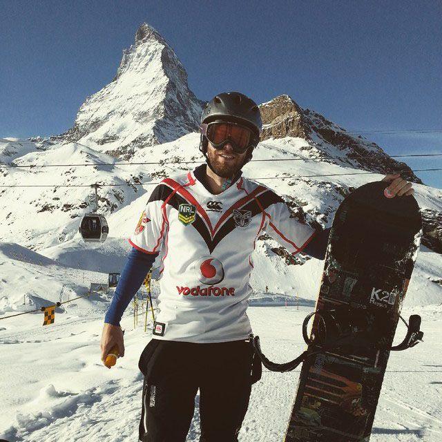 @campbellweal's christmas holiday at Zermatt, Switzerland in İsviçre