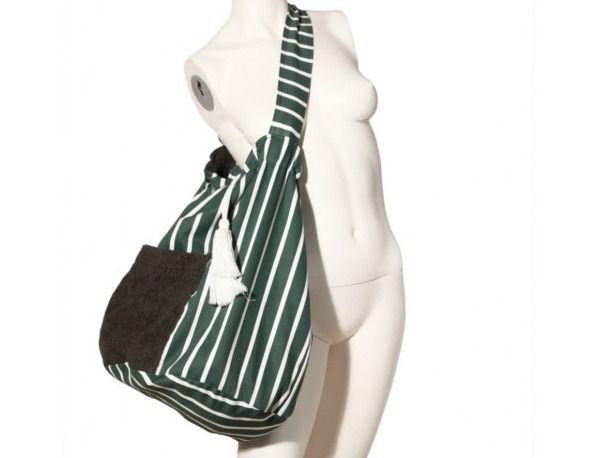 Νέος Stylishious διαγωνισμός με την Αλεξάνδρα Κατσαΐτη the messenger/weekender bag SHOP ONLINE www.stylishious.com