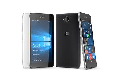 Editorial Tecnologico: Una cara bonita que esconde un teléfono Windows mu...