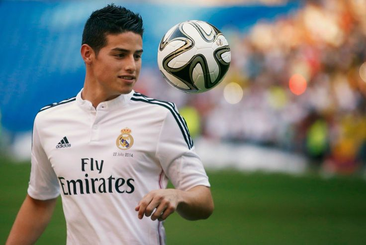 James Rodriguez Real Madrid 2014 - 2015 Free HD Wallpaper | FULL ...