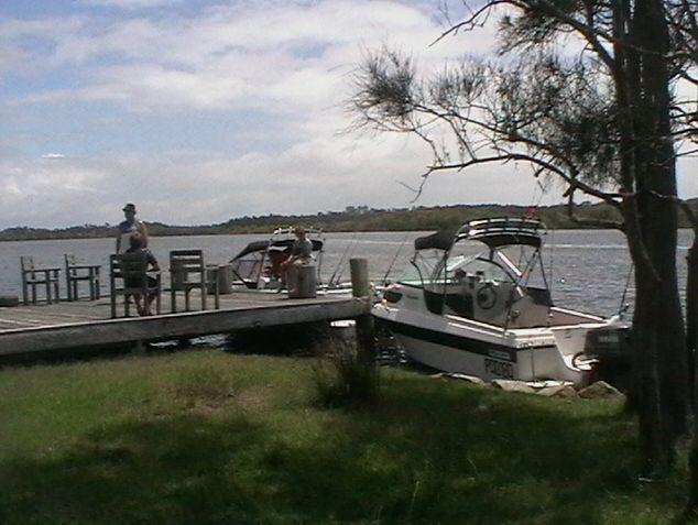 River Shack - Yamba - waterfront accommodation - activities - fishing