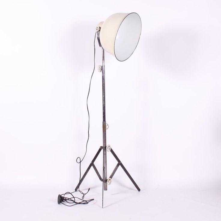 Vloerlamp - Industrieel - Lampen