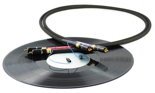 Black Diamond Phono RCA